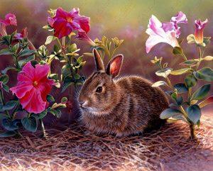Somebunny's Flower Garden